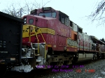 BNSF 665   C44-9W    12/08/2006